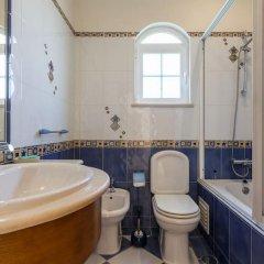 Отель Villa Coelho Португалия, Пешао - отзывы, цены и фото номеров - забронировать отель Villa Coelho онлайн ванная