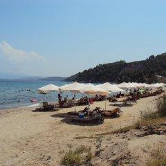 Отель Krotiri Resort пляж