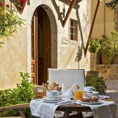 Отель Ionas Boutique Hotel Греция, Ханья - отзывы, цены и фото номеров - забронировать отель Ionas Boutique Hotel онлайн питание фото 2
