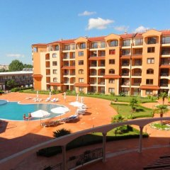 Апартаменты Menada Diamant Residence Apartments Солнечный берег бассейн фото 2