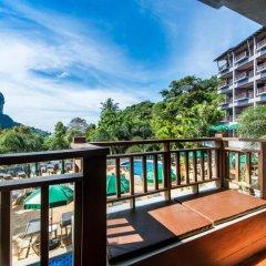 Отель Krabi Cha-da Resort 4* Стандартный номер с различными типами кроватей фото 5