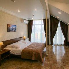 Гостиница Regatta Люкс с различными типами кроватей фото 5