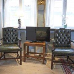 Отель Magstræde Central Apartment II Дания, Копенгаген - отзывы, цены и фото номеров - забронировать отель Magstræde Central Apartment II онлайн интерьер отеля фото 2