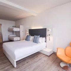 Отель Petit Palace Sevilla Canalejas Испания, Севилья - отзывы, цены и фото номеров - забронировать отель Petit Palace Sevilla Canalejas онлайн комната для гостей фото 3