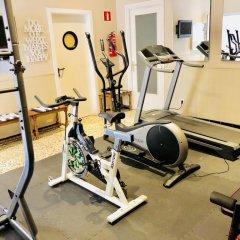 Отель Carbonell Испания, Льянса - отзывы, цены и фото номеров - забронировать отель Carbonell онлайн фитнесс-зал