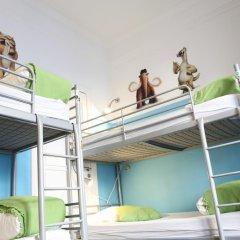 Rivoli Cinema Hostel Кровать в общем номере двухъярусные кровати фото 7