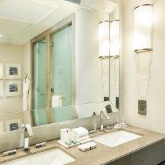 Отель Hilton Dubai Al Habtoor City Номер Делюкс с различными типами кроватей