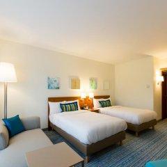 Отель Courtyard by Marriott Brussels 4* Номер Делюкс с различными типами кроватей фото 5