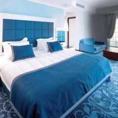 Отель Cornelia Diamond Golf Resort & SPA - All Inclusive 5* Вилла Azure с различными типами кроватей фото 3
