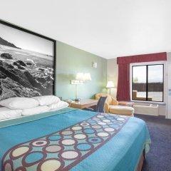 Отель Super 8 Barstow 2* Стандартный номер с различными типами кроватей