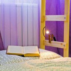 Hostel Tsentralny Кровать в женском общем номере с двухъярусной кроватью фото 7