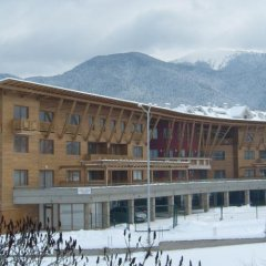 Апартаменты Eagle Lodge Apartments Банско балкон