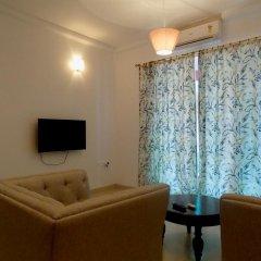 Отель 2bhk In The Heart Of Candolim:cm060 Апартаменты с различными типами кроватей фото 9