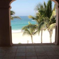 Отель Casa Carlos Мексика, Сан-Хосе-дель-Кабо - отзывы, цены и фото номеров - забронировать отель Casa Carlos онлайн пляж фото 2