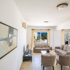 Отель Tonia Villas Кипр, Протарас - отзывы, цены и фото номеров - забронировать отель Tonia Villas онлайн интерьер отеля фото 2