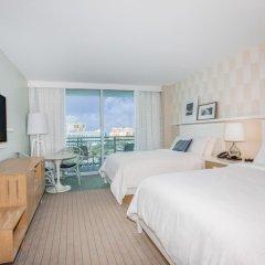 Отель Wyndham Grand Clearwater Beach 4* Номер Делюкс с 2 отдельными кроватями фото 4