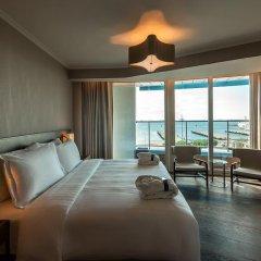 Radisson Blu Hotel Istanbul Ottomare 5* Стандартный номер с различными типами кроватей фото 5