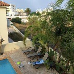 Отель Amanda Villa пляж фото 2