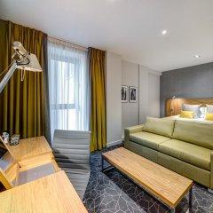 Apex City of Glasgow Hotel 4* Стандартный номер с различными типами кроватей