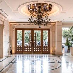 Отель Xheko Imperial Hotel Албания, Тирана - отзывы, цены и фото номеров - забронировать отель Xheko Imperial Hotel онлайн интерьер отеля фото 3