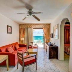 SBH Taro Beach Hotel - All Inclusive 4* Стандартный семейный номер с двуспальной кроватью фото 3