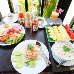 Отель Cabana Lipe Beach Resort питание