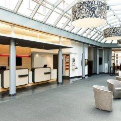 Отель Novotel Gent Centrum Бельгия, Гент - 3 отзыва об отеле, цены и фото номеров - забронировать отель Novotel Gent Centrum онлайн интерьер отеля фото 3