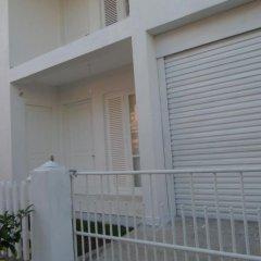 Отель White Villa Ambalangoda балкон