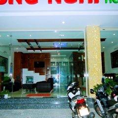 Отель Dung Nghi интерьер отеля