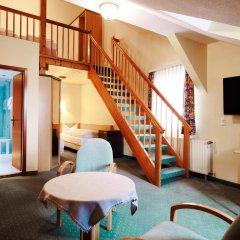 Hotel Marienbad 3* Стандартный семейный номер с двуспальной кроватью фото 2