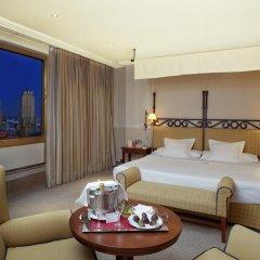 Отель Courtyard by Marriott Madrid Princesa 4* Номер Комфорт с различными типами кроватей фото 7