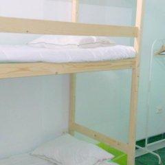 Хостел Wishka Стандартный номер с двуспальной кроватью (общая ванная комната) фото 3
