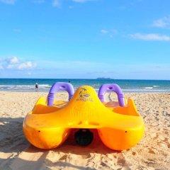 Отель Palm Beach Resort&Spa Sanya пляж фото 2