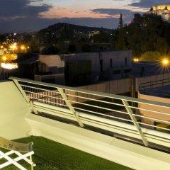 Отель Pi Athens / π Athens Афины балкон