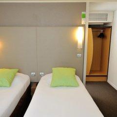Отель Campanile Marseille St Antoine 3* Стандартный номер с различными типами кроватей фото 4