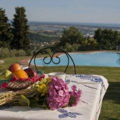 Отель Frantoio di Corsanico Италия, Массароза - отзывы, цены и фото номеров - забронировать отель Frantoio di Corsanico онлайн питание