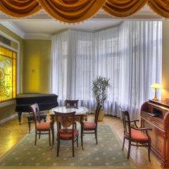 Гостиница Националь Москва 5* Президентский люкс двуспальная кровать фото 8