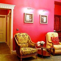 Марко Поло Пресня Отель 4* Люкс повышенной комфортности разные типы кроватей фото 6