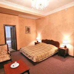 Отель Симпатия 3* Стандартный номер двуспальная кровать фото 4