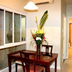 Апартаменты HAD Apartment Vo Van Tan Апартаменты с различными типами кроватей фото 10