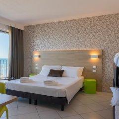 Hotel Sole 3* Улучшенный номер с различными типами кроватей фото 8