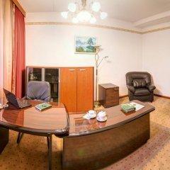 Президент Отель 4* Апартаменты с различными типами кроватей фото 5