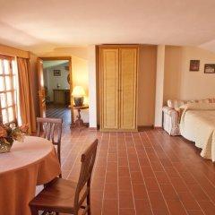 Отель Tenuta Cusmano 3* Апартаменты с различными типами кроватей фото 15