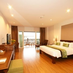 Отель The Heritage Pattaya Beach Resort 4* Номер Делюкс с различными типами кроватей фото 22