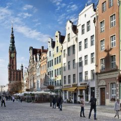 Отель Holland House Residence Old Town фото 4