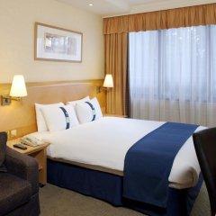 Отель Holiday Inn London Kensington Forum 4* Стандартный номер с различными типами кроватей фото 4