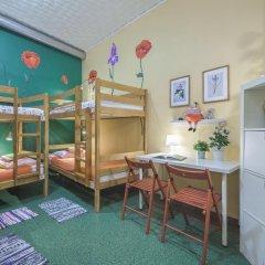 Хостел Страна Чудес Центральный Стандартный номер с различными типами кроватей фото 11