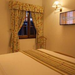 Hotel Westfalenhaus 3* Улучшенные апартаменты с различными типами кроватей фото 21