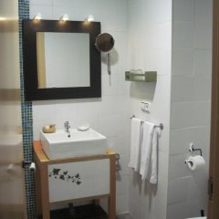 Отель Hostal Gartxenia Стандартный номер с различными типами кроватей фото 7