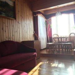 Гостиница Smerekova Khata Люкс разные типы кроватей фото 4